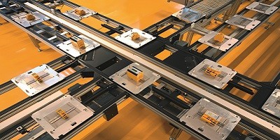 Drive-and-conveyor-technology