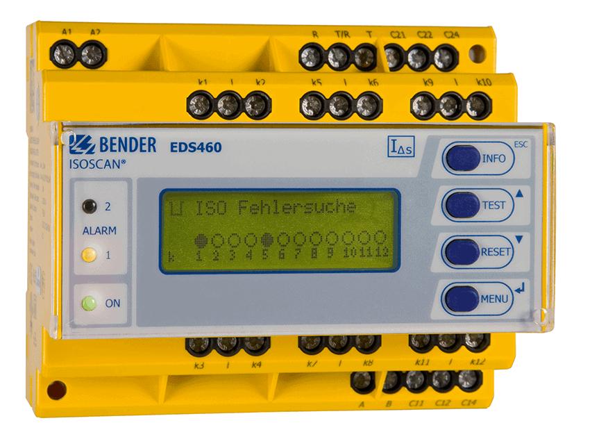 ISOMETER EDS460
