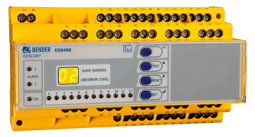 ISOSCAN® EDS490_491-L