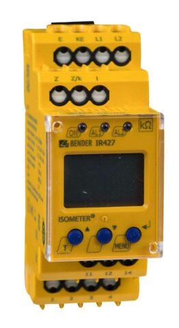 ISOMETER® IR427 med MK7