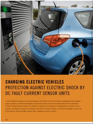 Opladning elektriske køretøjer
